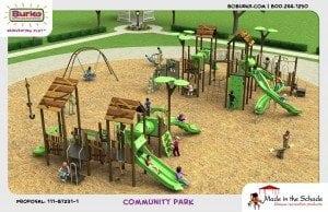 Rendering_Burke_Community Park_111-87231-1A